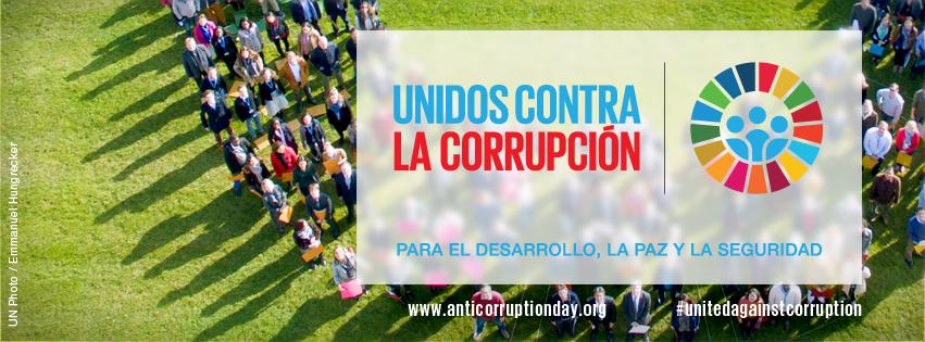 Unidos contra la corrupción