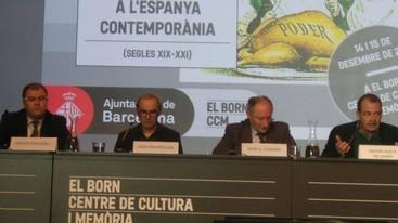 congreso internacional de historia de la corrupcion born barcelona