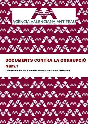 convencion naciones unidas contra la corrupcion