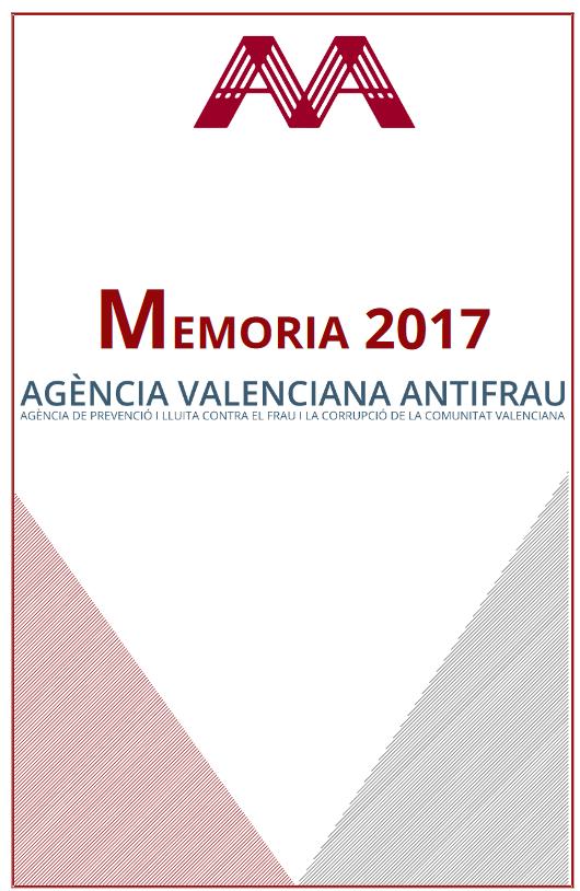 Acceso al texto de la Memoria de actividad 2017