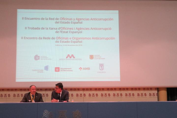 2º encuentro Oficinas y Agencias Antifraude de España – Valencia3