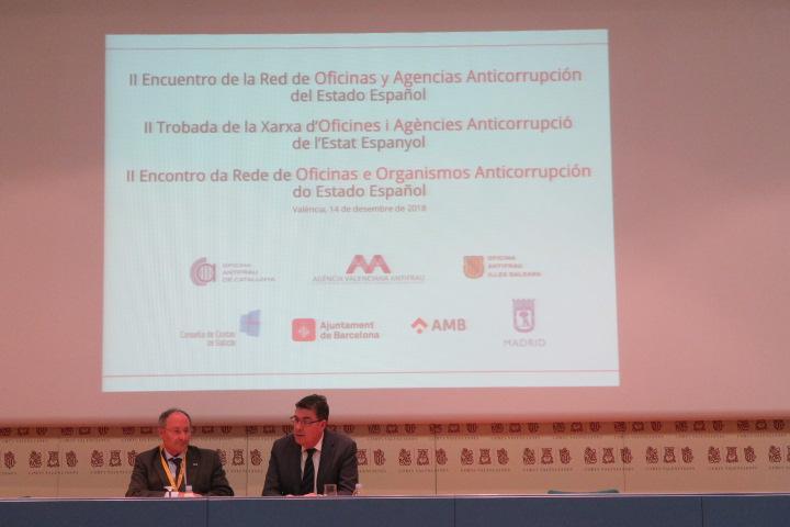 2º encuentro Oficinas y Agencias Antifraude de España – Valencia5
