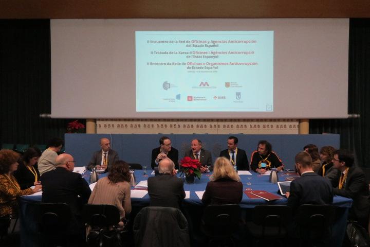 2º encuentro Oficinas y Agencias Antifraude de España – Valencia12