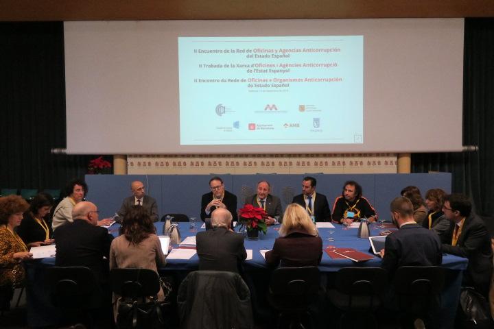 2º encuentro Oficinas y Agencias Antifraude de España – Valencia13