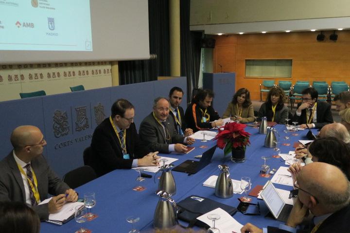 2º encuentro Oficinas y Agencias Antifraude de España – Valencia18