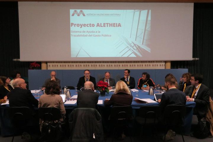2º encuentro Oficinas y Agencias Antifraude de España –Valencia20